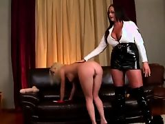 Mistress and her dirty slut