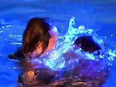 Underwater Sex Pleasure!