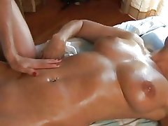 excellent lesbian massage.