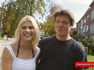paradise films horny german amateur blonde teen fucked by friends