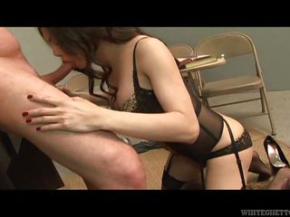 asian tranny gets her cock and toes sucked @ transsexual gag hags #02