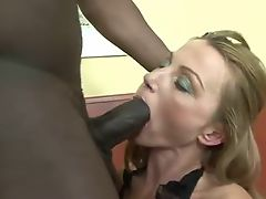 Sexy Mature Fucked and Analized by Black Dude