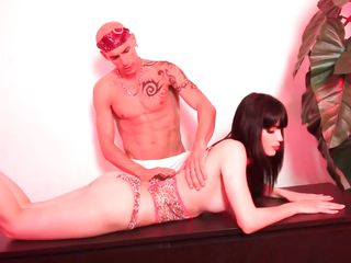 leche 69 massage with jizzful ending