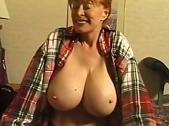 Busty Mature Redhead