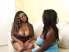 Ms. Panther - Black Girl-Girl Scene.