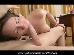 Natural Tits Russian Beauty Teen