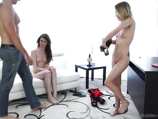 horny bitches get banged and filmed