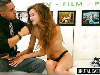 naughty alex mae gets banged hard at casting