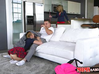 cory chase mustarbates, while her daughter fucks