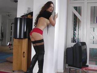 julie gets fucked by an older man