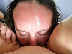 Hot Wife Closing Out The New Year With A Bang and a Creampie!