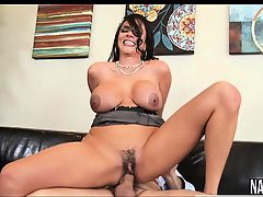 Milg Sexy Big Tits Sucks And Fucks Long Cock Ariella Ferrera