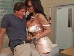 Lisa Ann's School of MILF