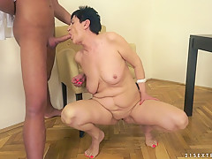 Exotic pornstar in Incredible Hardcore, Brunette adult clip