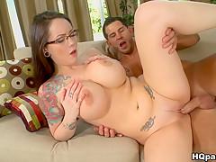 Exotic pornstar in Hottest MILF, Blowjob adult clip