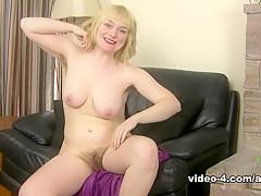 Crazy pornstar in Exotic Hairy, MILF adult clip
