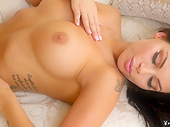 Horny pornstars Brittany & Brandi Kelly, Brandi Kelly in Incredible Solo Girl, Babes xxx video