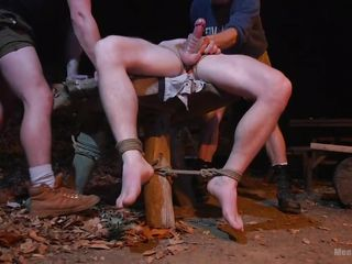 gay hunks fuck a tied up dude
