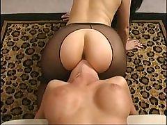 Lesbian Femdom Face Sitting