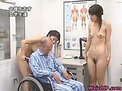 Cock hungry asian sluts sucking fucking part2