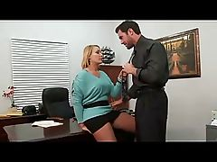 Fuck Me - I'm Your Female Boss -