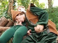 Robin Hoods Band of Barebackers #2