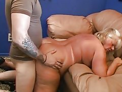 Brenda Grace Hot 60+ mature BBW getting fucked.