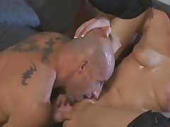 Rampant role play for Bailey Blue and a hot dude