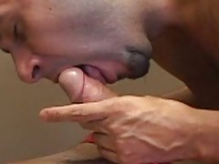 Hot bisexual bareback fucking