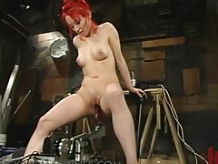 Kinky Redhead Gets Ready For the Fuck Of Her Life