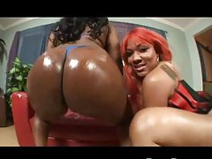Double The The Chocolate Fun With These Two Ebony Hotties