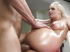 Phoenix Marie loves getting her moist snatch slammed