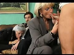 Two German Mature Still Want Sex