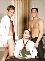 Claudio Antonelli::Marco Campbell in Gay XXX Pictures