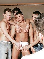 Glen Santoro::Julian Vincenzo::Adam Kubick::Jose Scott::Joe Donovan in Gay XXX Pictures