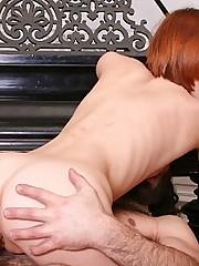 Threesome Butt Banging