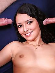 Brunette Ass Joust