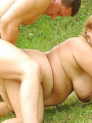Grass Drilled Fatty Helga